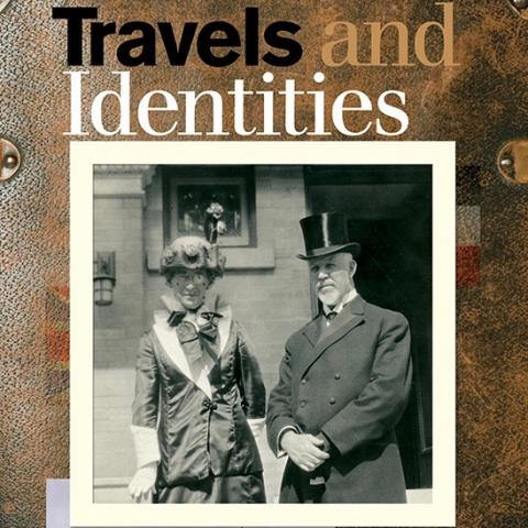 Book Cover, Travel and Identities