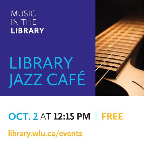 Jazz in the Library