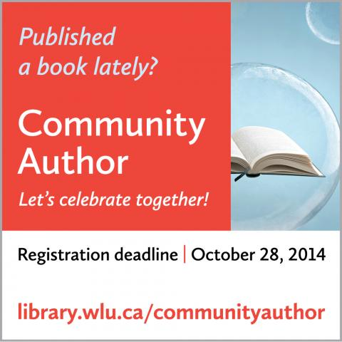 Community Author: Let's celebrate together!