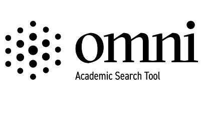 Dots of various size in neat pattern. Omni: Academic Search Tool