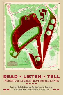 Read, Listen, Tell book cover