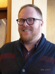 Profile picture of Matt Rohweder, one of the Business Librarians for Wilfrid Laurier University